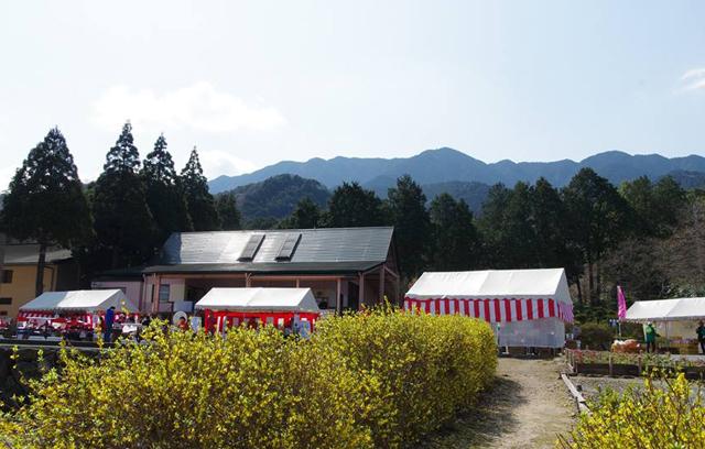 田主丸で同時蔵開き「たのしまる春まつり2019」開催