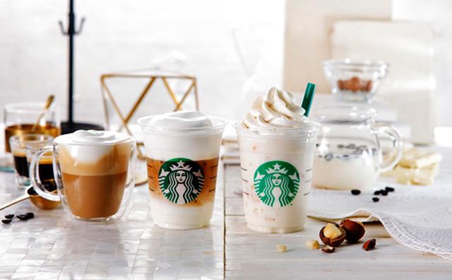 スタバから「白いコーヒー体験」という新しい楽しみ方の2品が新登場