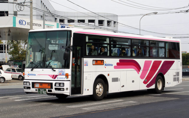 福岡・福岡空港~熊本線「ひのくに号回数券」が値上げへ