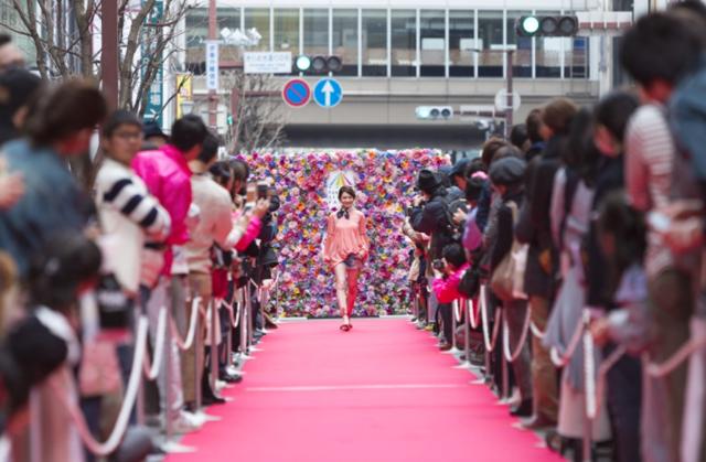 きらめき通り歩行者天国「FUKUOKA STREET PARTY」