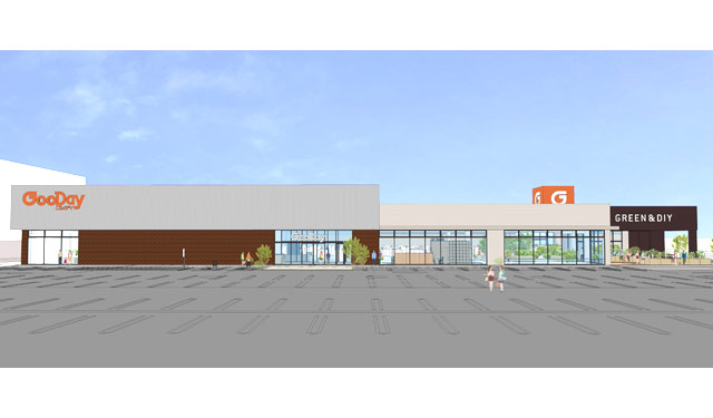 グッデイ「ひびきの店」学べるホームセンターとしてオープン