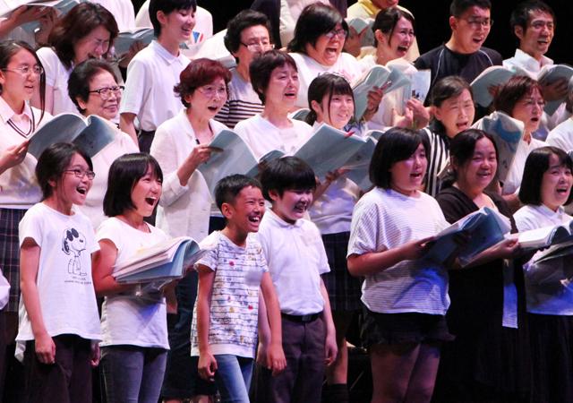 北九州芸術劇場プロデュース 市民参加企画 合唱物語「わたしの青い鳥2018」コーラスワークショップ参加者募集