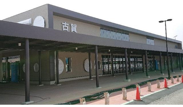 九州自動車道 古賀SA(下り線)リニューアルオープン!