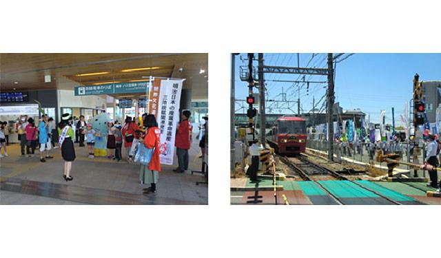 西鉄柳川駅で『おもてなしの心大作戦』開催へ