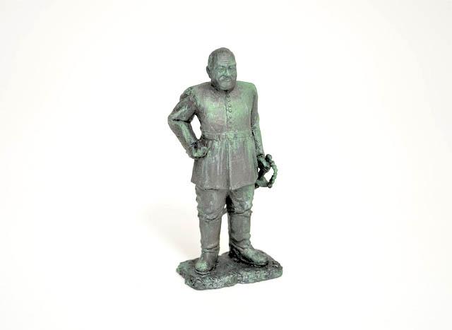 鹿児島 「西郷隆盛像」