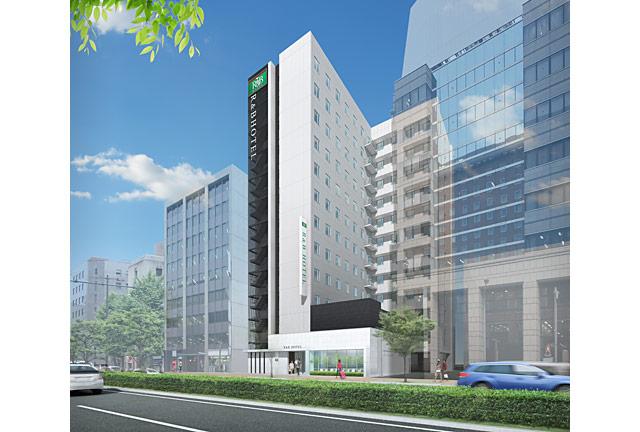 ワシントンホテルが「R&Bホテル博多駅前第2」開業へ