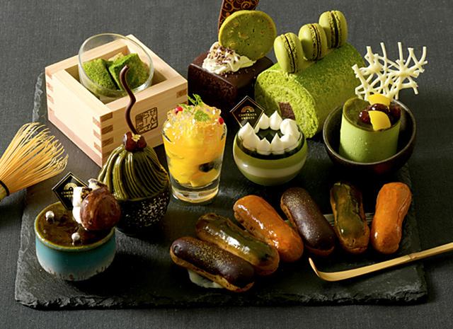 ホテルセントラーザ博多で『抹茶とフルーツのスイーツブッフェ』開催へ