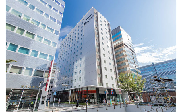 JR九州ホテル ブラッサム博多中央がメルチャリと連携開始