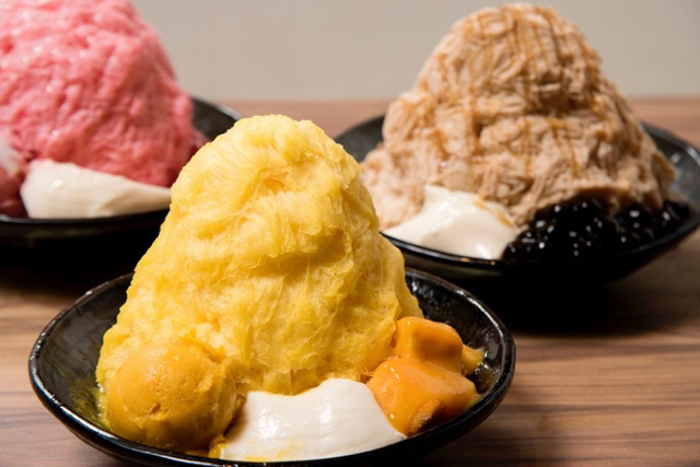 世界一のかき氷!台湾発の新食感が大人気のかき氷専門店が福岡パルコに期間限定オープン!