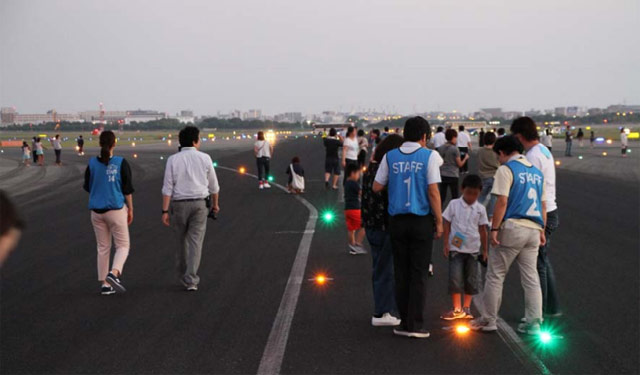 「福岡空港ランウェイウォーク2018」開催へ