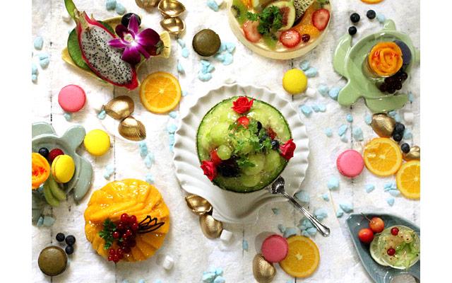 ホテルセントラーザ博多が『サマーフルーツのスイーツブッフェ』開催へ