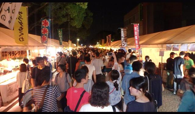 筥崎宮 夏越まつり「第32回夏だ!祭りだ!フェスティバル!」開催へ!