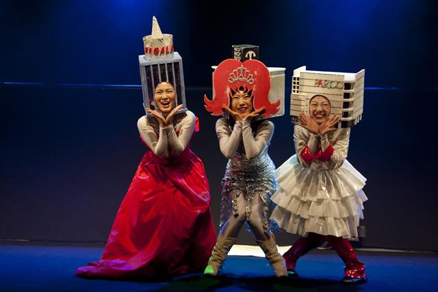 ギンギラ太陽's最新公演「天神ビッグ・バン!バン!バン!bom.4」開催決定