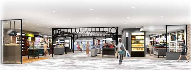 アミュプラザ小倉で九州初となるゴディバのカフェメニュー展開へ