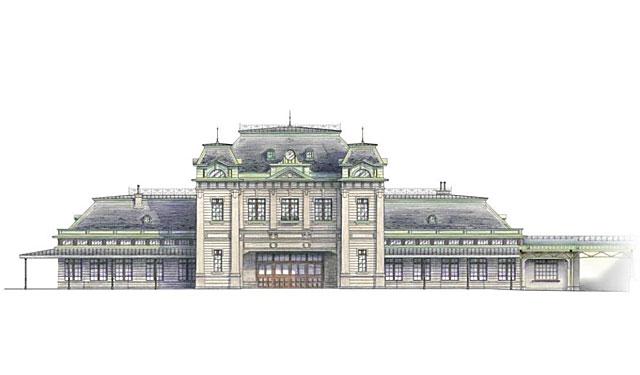 1階にはスタバ、来春「門司港駅グランドオープン」決定