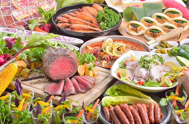 ホテル日航福岡で『肉の祭典2018』開催中