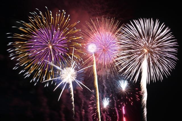 「おおむた海上花火大会」8月11日開催(約7000発)