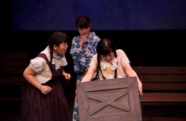 北九州芸術劇場+市民共同創作リーディング 「Re:北九州の記憶」