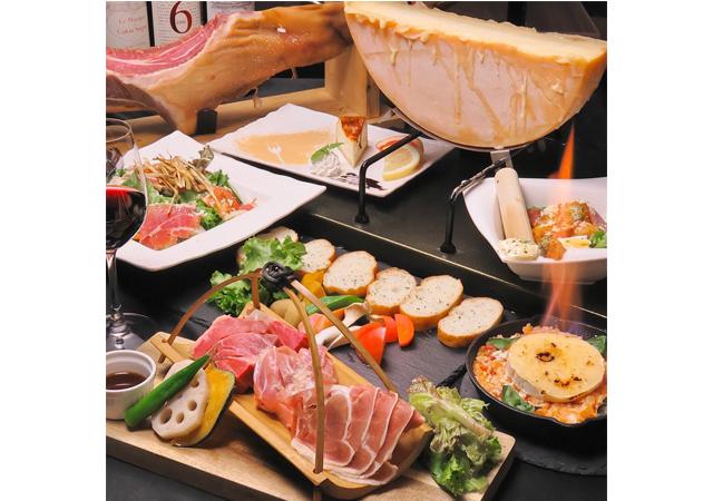 ワイン常備50種類以上!「Parme Dining(パルメダイニング)」10月のクーポン