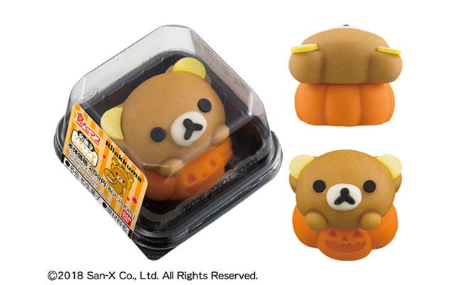 ローソンから「食べマスリラックマ」2種 10月16日発売