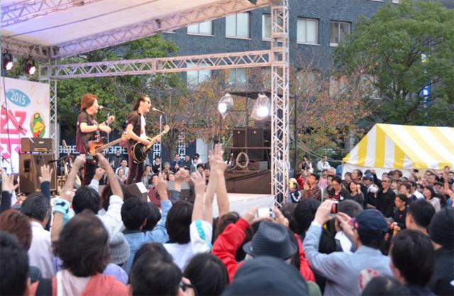 久留米市内各会場で「くるめ街かど音楽祭2018」開催