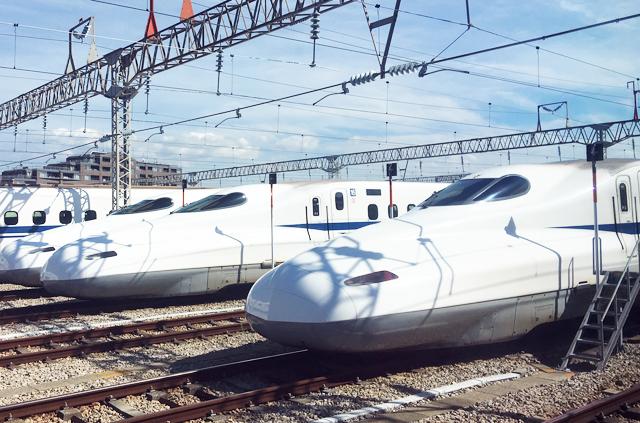 新幹線を見て!触れて!体感できる!「新幹線ふれあいデー」開催!