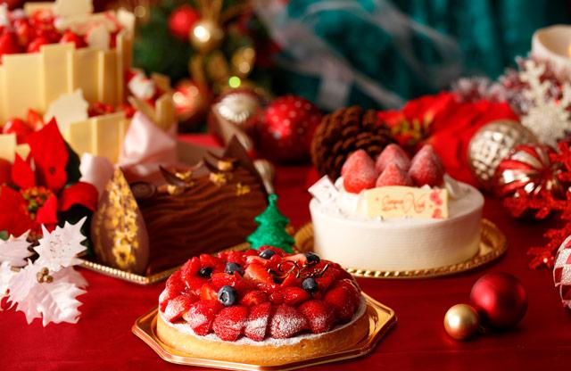 ANAクラウンプラザホテル福岡「クリスマスケーキ2018」受付締切迫る