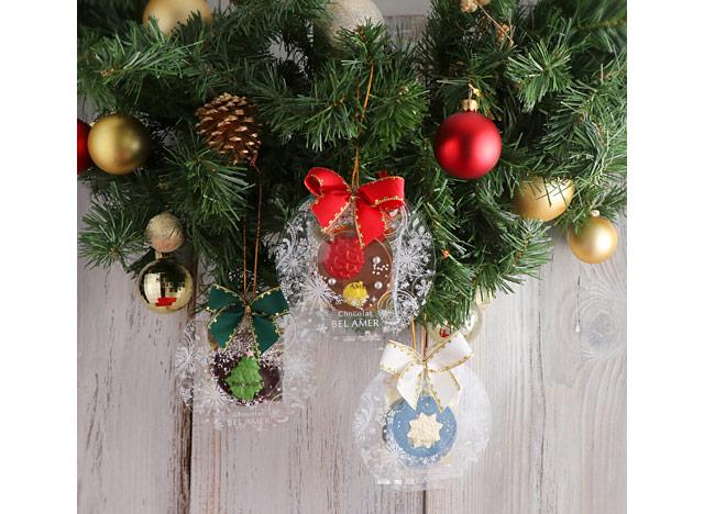 クリスマスモチーフが可愛いパレショコラ