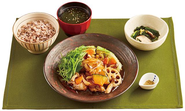 大戸屋から『コクうま麻婆豆腐定食』登場