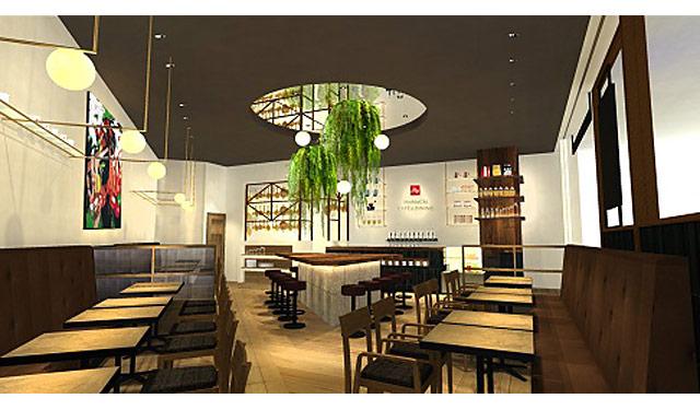 マークイズ福岡ももちに『MoMoChi CAFÉ &DINING』オープンへ
