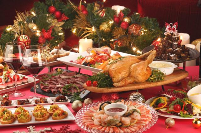ANAクラウンプラザホテル福岡が「クリスマスディナー」ビュッフェ開催へ