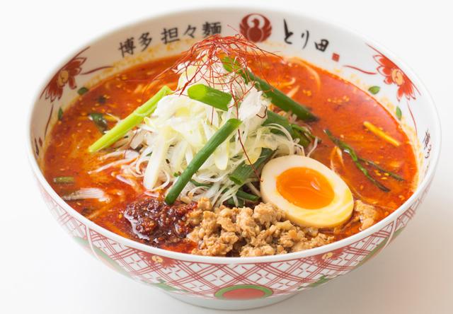 博多担々麺とり田 パルコ店2周年記念!5日間の周年祭を開催!