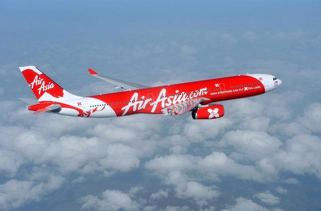マレーシアのエアアジアX「福岡~クアラルンプール」3月から週4便で就航