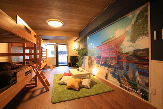 レオパレス21が福岡市内に同社初の民泊物件を運営