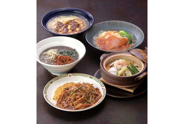 ホテルオークラ福岡で「冬の麺フェア」開催
