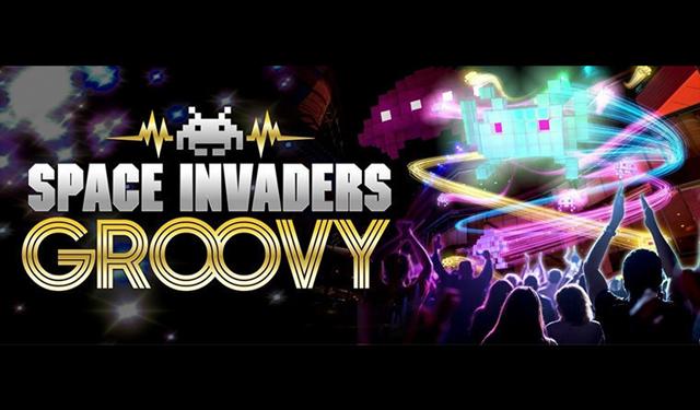 キャナルアクアパノラマ第9弾「SPACEINVADERS GROOVY ~INVADE CANALCITY~」2019年1月12日上演開始!