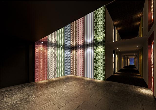 博多祇園山笠の賑わいを体感できる客室が誕生