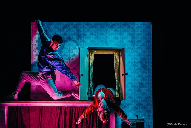 ストップギャップ ダンスカンパニー「エノーマスルーム」 イギリス発!障害の有無を超えた身体表現、詩的で心躍るステージ