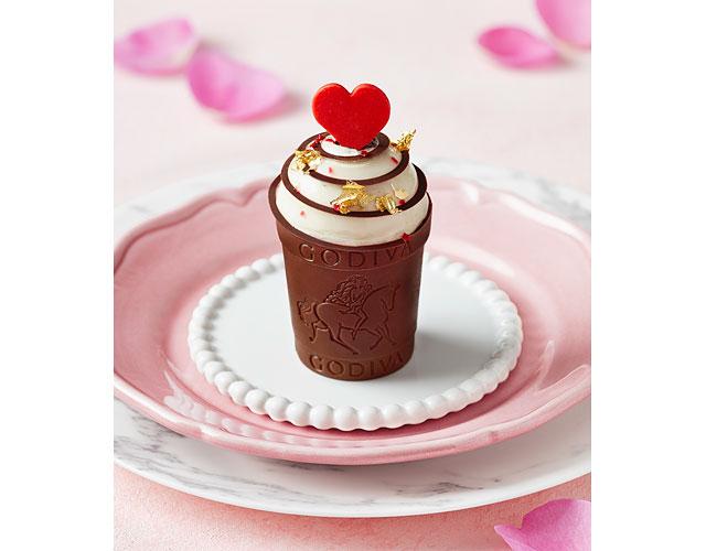 クープショコラ ミルクチョコレート ジンジャーパイナップル