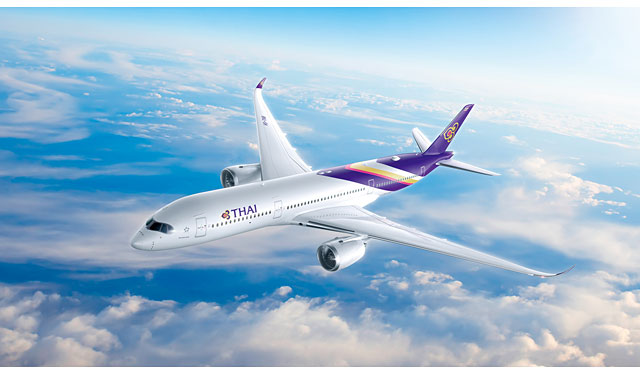 タイ国際航空が「タイムセール運賃のシリーズ」第2弾スタート