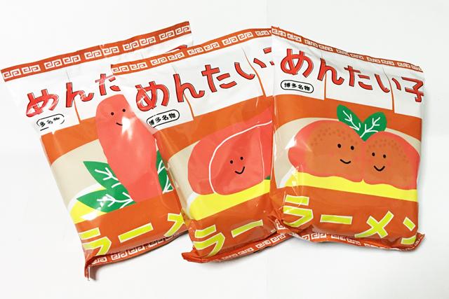 日本市 博多デイトス店の一番人気「めんたい子ラーメン」