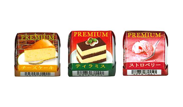 プレミアムなチロルチョコ3種がコンビニ先行発売