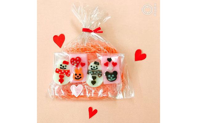 柳川の老舗店から誕生、チョコが苦手な人に贈る『バレンタインかまぼこ』