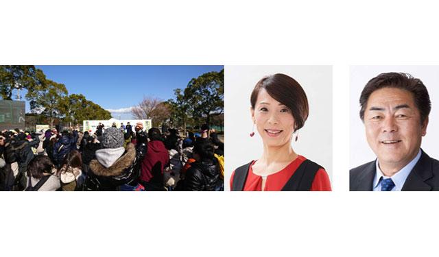 宮崎のMRTラジオ×福岡のRKBラジオ「ホークス春季キャンプ」を現地から生放送