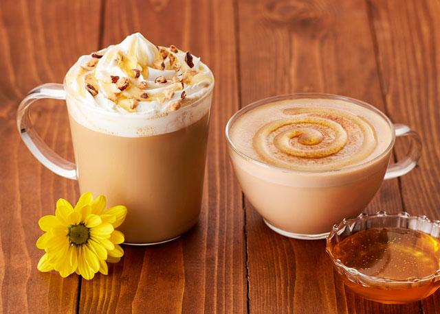 タリーズコーヒーから季節限定のドリンク2品登場