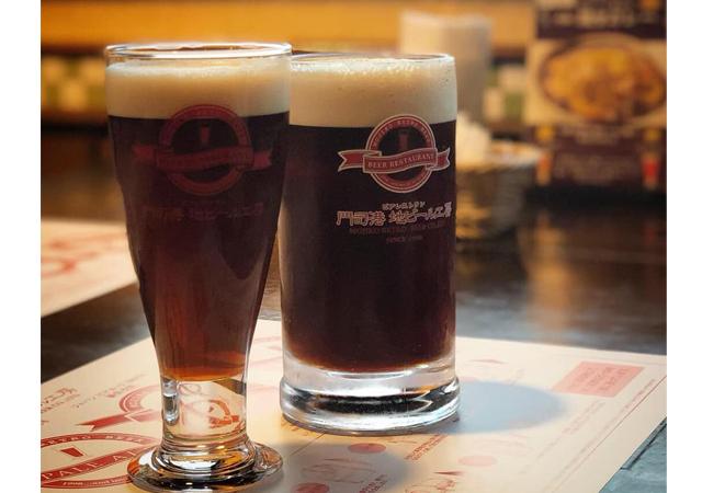 門司港地ビール工房から牡蠣に合うビール「ブラウンポーター」が登場!