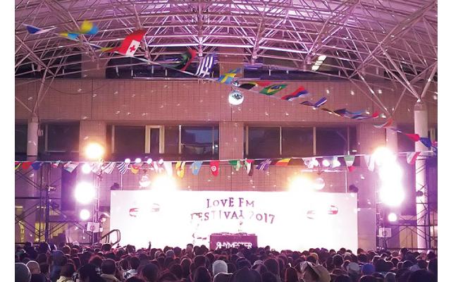 福岡市役所前ふれあい広場で「LOVE FM FESTIVAL 2019 Meets. FASHION MONTH FUKUOKA ASIA」アーティストライブ開催!多国籍グルメ「コラボフードコート」!