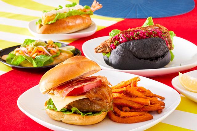 イケアで「ハンバーガー&サンドイッチ フェア」開幕