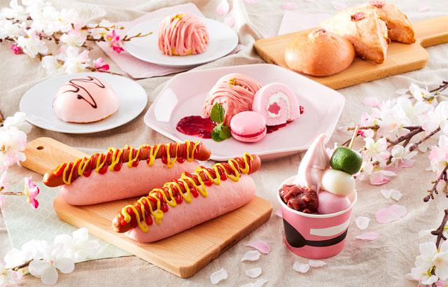 イケア福岡新宮で「桜フェア」開催