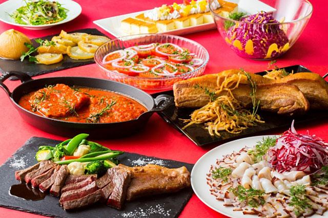ANAクラウンプラザホテル福岡で『ステーキディナー&デザートビュッフェ~熊本~』開催へ